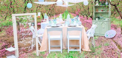 garden tea baby shower ideas kara s ideas bridal shower garden tea kara s
