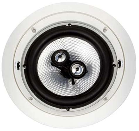 Audiophile In Ceiling Speakers by Earthquake Cm8dual Iq Stereo 8 Quot 2 Way Dual Voice Coil