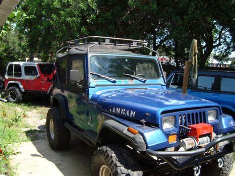 purchase jeep wrangler roof rack cargo yj carrier light