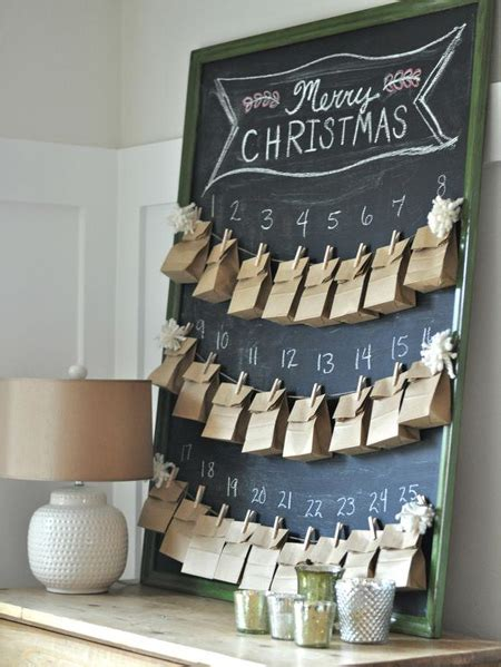 ideas for make your own advent calendar home dzine craft ideas make your own advent calendar