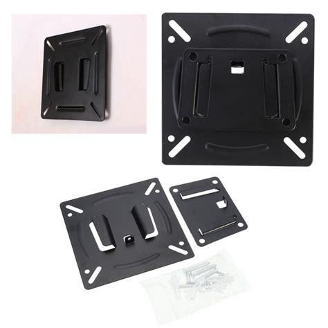 Lcd Monitor Wall Mount Bracket universal 12 24 inch lcd led plasma monitor tv computer