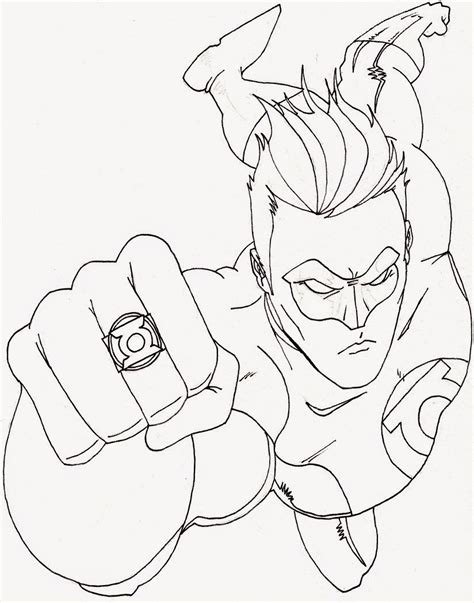 coloring pages superhero coloring pages free and printable