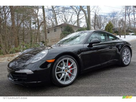 porsche coupe black 2014 black porsche 911 s coupe 110550105 photo 5