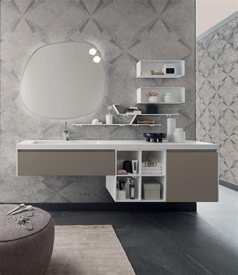 mobile con lavabo per bagno mobile per bagno con lavabo integrato by rab arredobagno