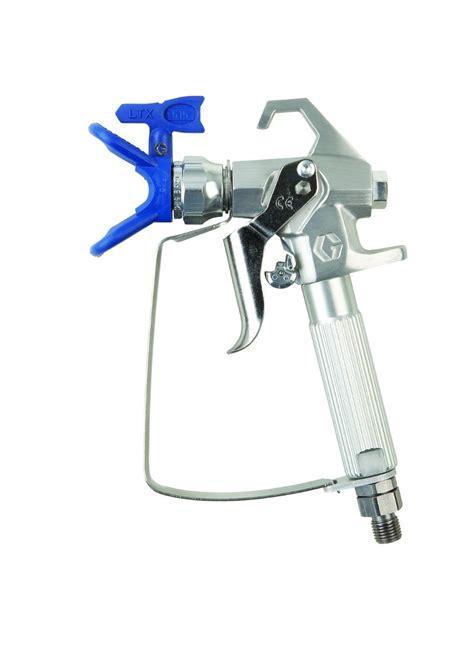 Spray Gun Profesional F75 Hvlp Crossman Usa graco contractor ftx airless spray guns
