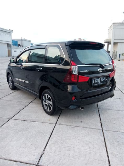 2016 Toyota Avanza Veloz 1 5 M T 99 modifikasi avanza veloz hitam 2017 modifikasi mobil avanza
