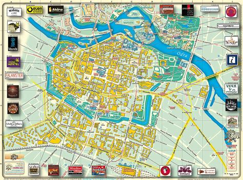 film everest wroclaw wroclaw city map high quality maps of wroclaw city