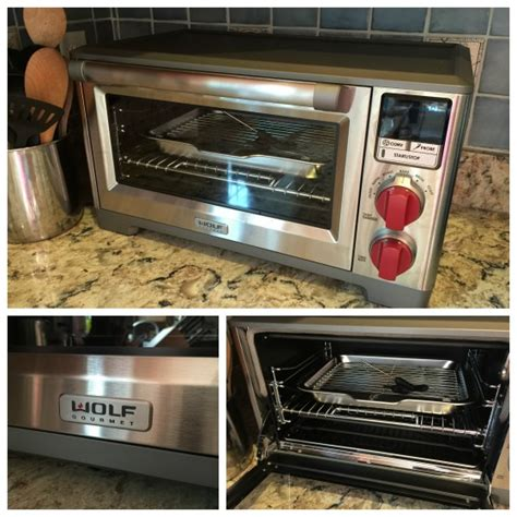Wolf Countertop wolf gourmet countertop oven product review giveaway