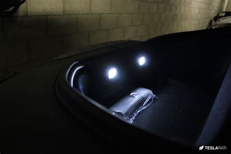 Tesla Light by Upgrading Tesla Model X Lighting With Ultra Bright Leds