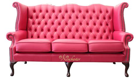 pink settee pink leather sofas uk sofa menzilperde net