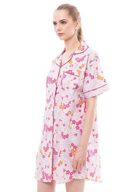 Baju Renang Impor Jepang Merk Ricci Ukuran M 415 pajamalovers flowers klikindomaret