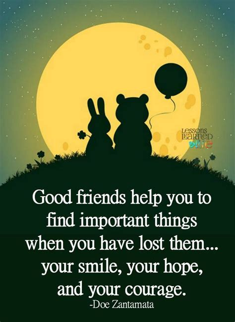 good friend inspirational quotes  life friendship