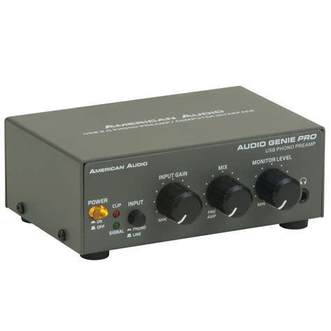 Usb Audio audio genie pro usb audio interface product archive