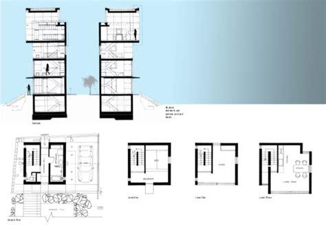 tadao ando 4x4 house plans chelsea osborne portfolio