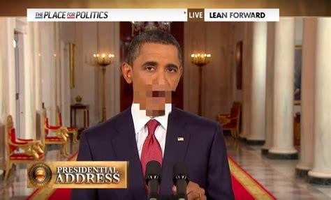 Kimmels Unnecessary Censorship by Jimmy Kimmel Gives President Obama The Unnecessary