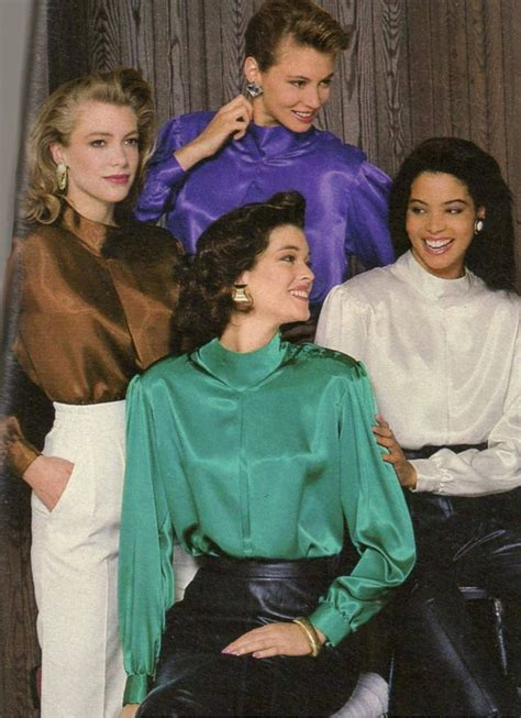 Blouse B 1958 1958 flickr photo satin and silk blouses