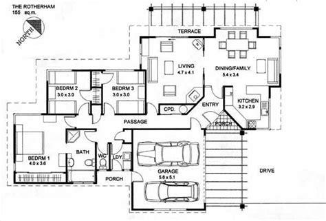 contemporary plan contemporary plan modern house