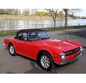 TRIUMPH TR6 For Sale  Classic Cars UK