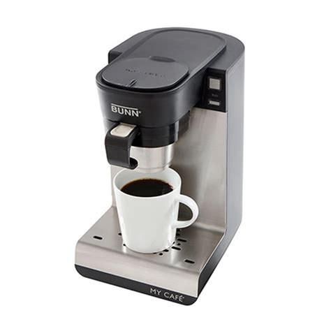 Buy BUNN My Cafe   Single Cup Brewer in Canada for $249.99 at JavaWorks.ca