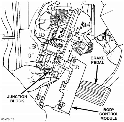 dodge stratus body control module wiring diagram generator wiring diagrams wiring diagram 1997 dodge caravan bcm wiring diagram wiring diagrams image free gmaili net