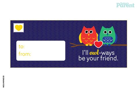 printable card for friend free printable valentine s day cards today s parent