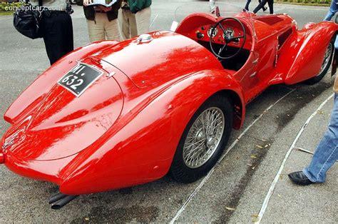 alfa romeo disco volante mille miglia 1938 alfa romeo 8c 2900 mille miglia conceptcarz
