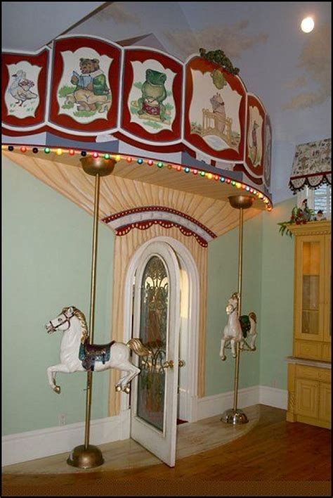 horse decorations for bedroom 159 best images about decorating with carousel rocking