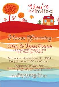 house warming invitation designs by cox