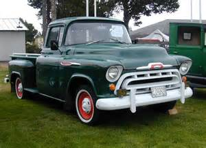 1955 chevy trucks 1957 chevy pickup