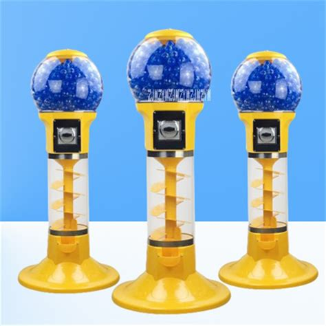 1pc Automatic Coin Operated Game Machine 32mm 60mm Bouncy