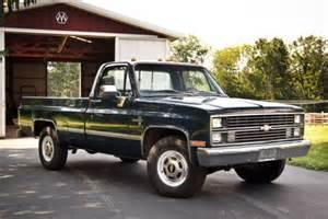 buy used 1983 chevrolet c20 silverado 131 quot wb v8 blue