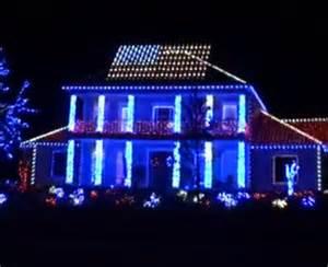 viral video patriotic christmas light display salutes