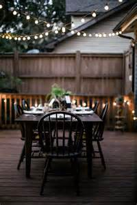 Lights For Patio Outdoor Patio String Lighting With Seating Areas