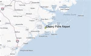 cherry point carolina map cherry point airport weather station record historical