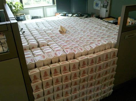 Office Pranks Stuff For Your Day Awesome Out Of Office Pranks