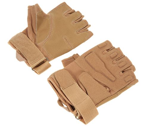 Sarung Tangan sarung tangan motor half finger size l black