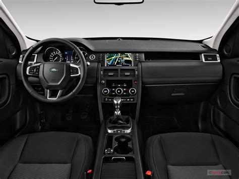 land rover discovery dashboard 2015 land rover discovery sport pictures dashboard u s