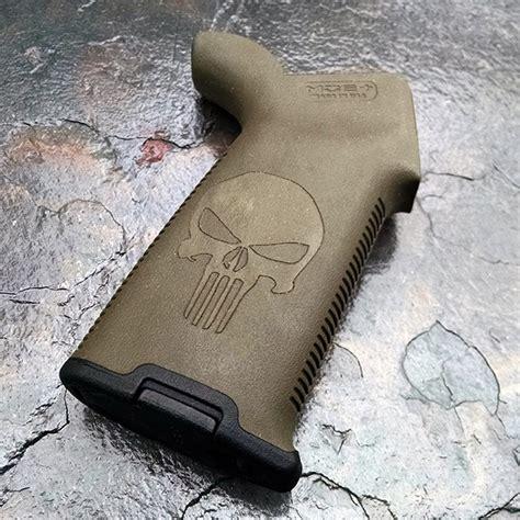 Ar15 M4 Grip Pvc Custom Ar 15 M4 Magpul Moe Grip Punisher Choice Of Color