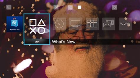 ps4 themes christmas 10 images christmas dynamic theme on ps4 official