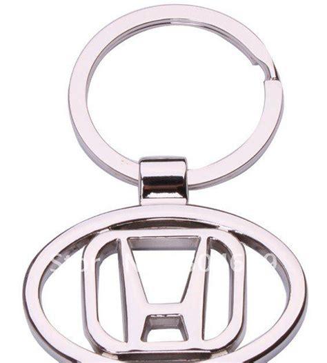 Honda Car Key Chains Wholesale - honda key chain metallic keychain car and bike key ring