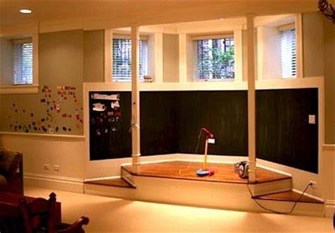 rooms creatively using chalkboard paint on walls
