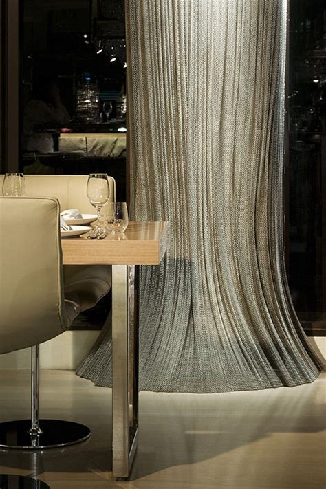 27 best images about wire mesh curtains on pinterest