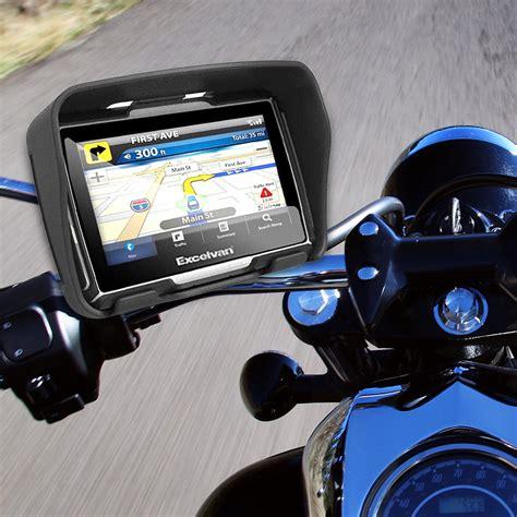 "4.3"" Touch Motorcycle Bike Motorbike GPS SAT NAV"