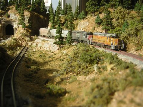 Waterfront Home Design Ideas donner pass in z scale model railroader magazine model