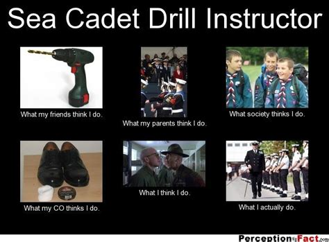 Drill Sergeant Meme - 26 best images about us navy sea cadets on pinterest