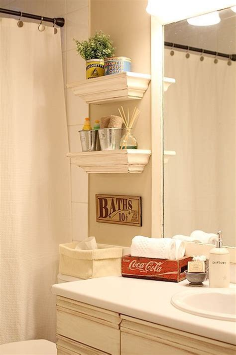 cute bathroom storage ideas small bathroom cute bathroom home sweet home pinterest
