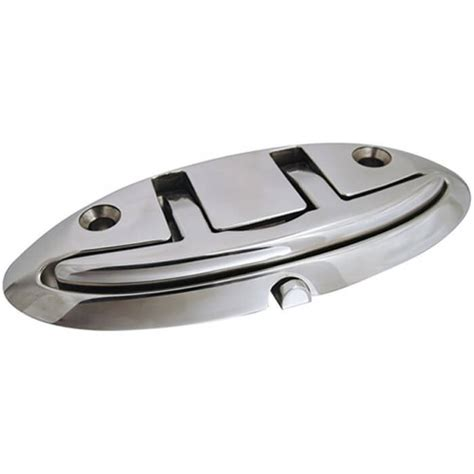 surface mount folding cleats boat outfitters - Folding Boat Cleats