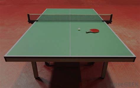 pengertian dan peraturan tenis meja terbaru bisakali net