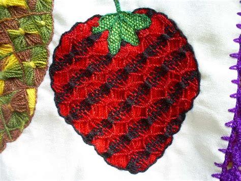 como bordar servilletas bordado fantasia 10 fresa youtube