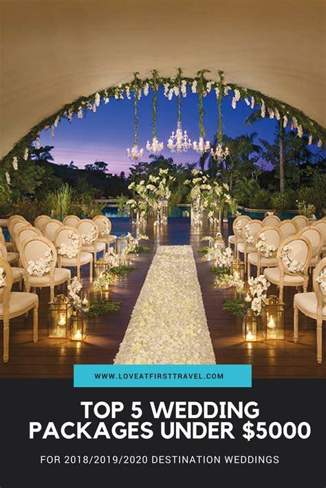 Destination Wedding Ideas // All Inclusive // Destination